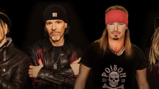 POISON Announces U.S. Tour With CHEAP TRICK, POP EVIL