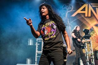 Anthrax : Trailer For 'Kings Among Scotland' DVD