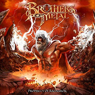 "AFM Records reissue ""Prophecy Of Ragnarök"" by BROTHERS OF METAL"