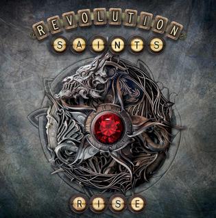 "REVOLUTION SAINTS Announce Third Album ""Rise"""