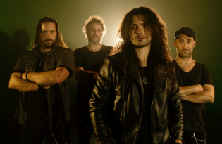 BAD AS release new video 'Crucified Society'