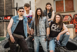 SONIC RIOT release 80s-inspired hard rock and heavy metal debut album