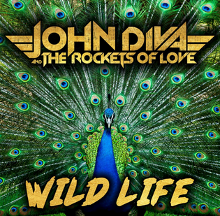 JOHN DIVA & THE ROCKETS OF LOVE Release New Video 'Wild Life'