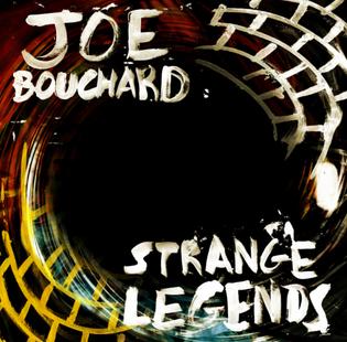 """Founding Member of  BLUE OYSTER CULT JOE BOUCHARD Releases New Album """"STRANGE LEGENDS"""""""