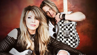 JANET GARDNER Former Frontwoman of Vixen To Release 'Your Place In The Sun'