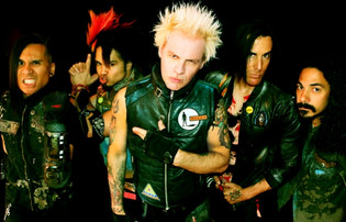 "POWERMAN 5000 has released a video for the song ""Footsteps And Voices"""