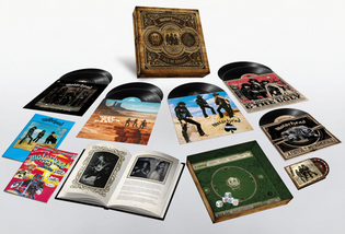 """MOTORHEAD Release """"ACE OF SPADES Deluxe 40th Anniversary Box Set"""""""