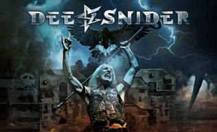 DEE SNIDER releases 'Become The Storm' from upcoming album 'For The Love Of Metal'