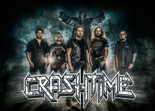 Crashtime: Swiss Heavy Metallers Unleash Music Video Mirror Maze