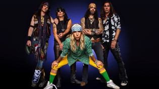 John Diva & The Rockets Of Love sign with SPV / Steamhammer records
