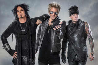 SIXX:A.M. Has Recorded Four New Songs; Greatest-Hits Collection