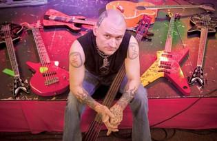 STEELHEART Bassist REV JONES Releases New Album 'Backwash'