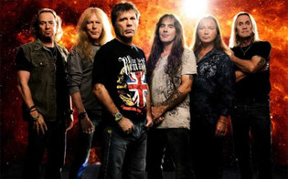 IRON MAIDEN Announces Spring/Summer 2020 'Legacy Of The Beast' Tour Dates