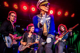 DAVID LEE ROTH To Open For KISS On 2020 North American Leg Of 'End Of The Road' Tour