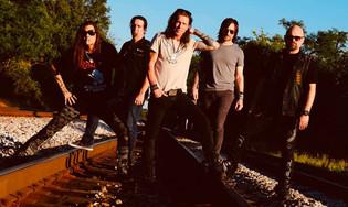 Resist & Bite feat. Ex-Tesla guitarist Tommy Skeoch release 2020 EPK