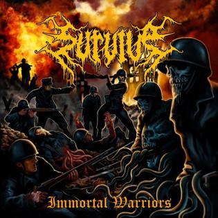 "SURVIVE ""Immortal Warriors"" Album Review"