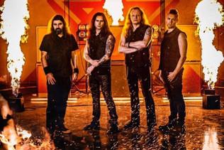FIREWIND featuring ex-Ozzy Guitarist Gus G. Announce New Singer