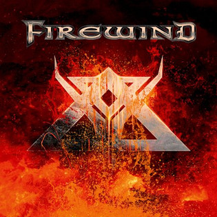 FIREWIND release their new album 'Firewind' this Friday 15th May