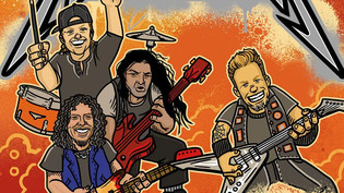 Metallica to release children's book The ABCs of Metallica