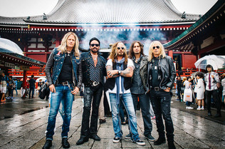 """The Dead Daisies release new video """"She Always Gets Her Way (All The Same)"""""""