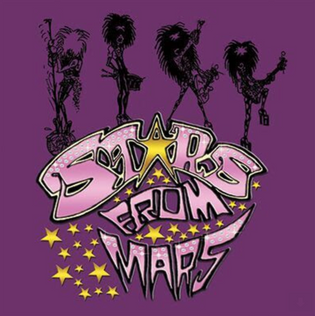 STARS FROM MARS release their first ever album!