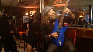 Jake E Lee's Red Dragon Cartel 'Bitter' Official Music Video