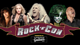 Rock 'n' Con Convention with Dee Snider, Peter Criss, Cherie Currie and more!