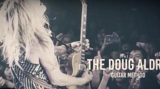 The Doug Aldrich Guitar Method Episode #2