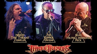 THE THREE TREMORS announce UK shows in February, release 3 Disc set 'The Solo Versions'
