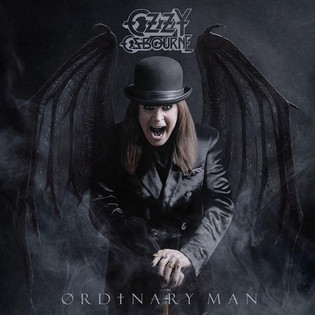 "OZZY OSBOURNE ""Ordinary Man"" available for pre-order tonight"