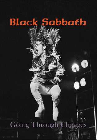 BLACK SABBATH 'Going Through Changes' Limited Edition Picture Book