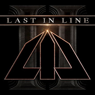 LAST IN LINE set to release 'Last In Line ll' February 22nd
