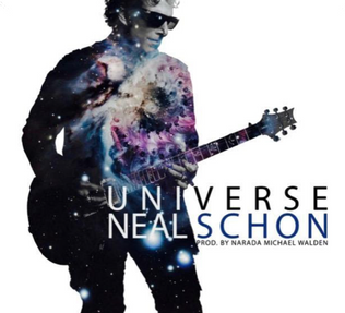 NEAL SCHON Releases Hotly Anticipated, Solo Album, 'Universe'