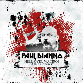 """Former Iron Maiden Vocalist Paul Di'Anno To Release Live Album """"Hell Over Waltrop – Live In Germany"""""""