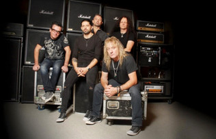 CORELEONI Feat. GOTTHARD Guitarist, RAINBOW Singer: release single 'Downtown'
