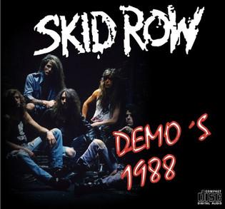 Skid Row - The Unreleased Demos