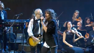 """FOREIGNER Premier """"DOUBLE VISION"""" Live Video From  FOREIGNER WITH THE 21ST CENTURY ORCHEST"""