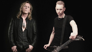 NORDIC UNION Featuring PRETTY MAIDS Singer Releases 'Because Of Us' Video