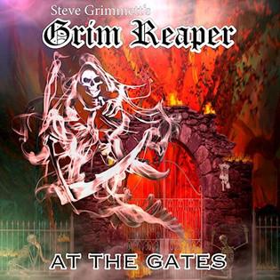 "Steve Grimmett's GRIM REAPER ""At The Gates"" : Album Review"