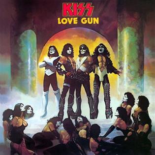 "Kiss - ""Love Gun"" turns 40 years old!"
