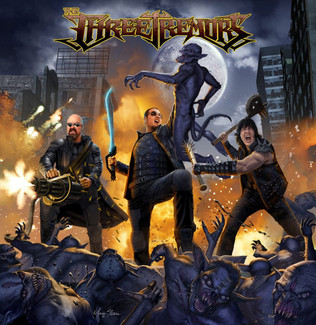 """The Three Tremors unleash """"Fly Or Die"""" video"""