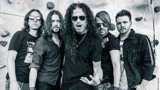 """Jeff Scott Soto and his band SOTO have released a lyric video for """"Origami"""""""