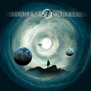 """HAREM SCAREM set to release """"Change the World"""""""