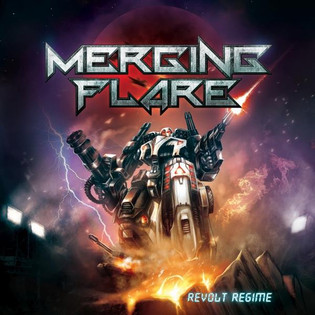 MERGING FLARE to release new album 'Revolt Regime' May 10th