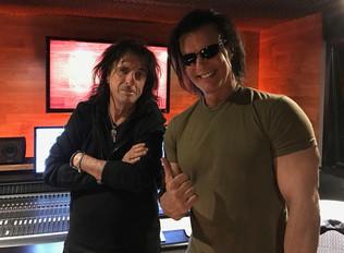 Ex-Alice Cooper guitarist KANE ROBERTS new solo album due in 2019