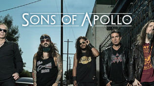 "SONS OF APOLLO unleash new video ""Asphyxiation"""