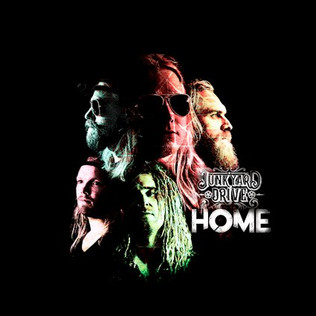 "JUNKYARD DRIVE return with new single ""Home"""