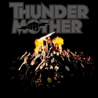THUNDERMOTHER to release new album 'Heatwave' on July 31st