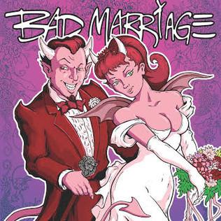 BAD MARRIAGE - Album Review