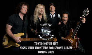 TOKYO MOTOR FIST New Album Due In 2020; Feat. Vocalist TED POLEY & Guitarist STEVE BROWN